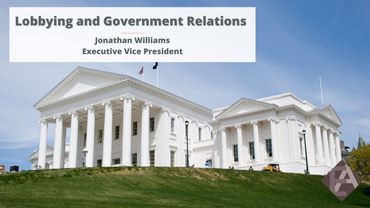 Lobbying & Government Relations for All Industries